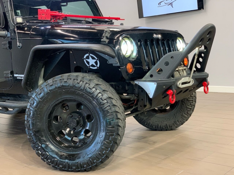 Jeep Wrangler Unlimited 2010 price $23,495