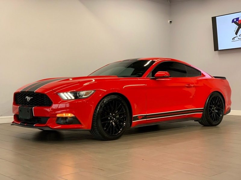 Ford Mustang 2016 price $21,495