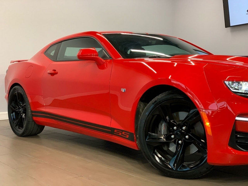 Chevrolet Camaro 2020 price $38,495