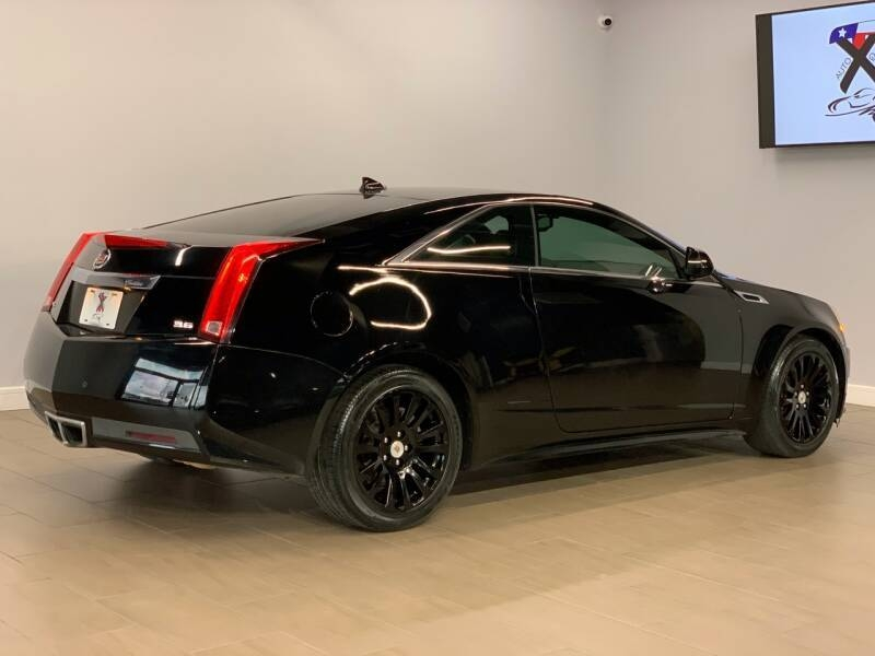Cadillac CTS 2014 price $13,995