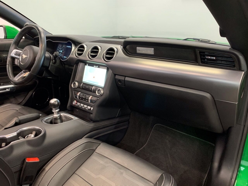 Ford Mustang 2019 price $27,495
