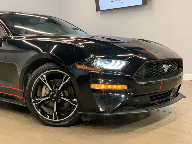 Ford Mustang 2018 price $24,495
