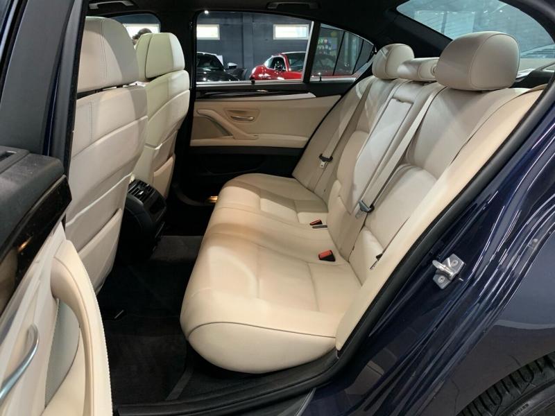 BMW 5 Series 2012 price $16,500