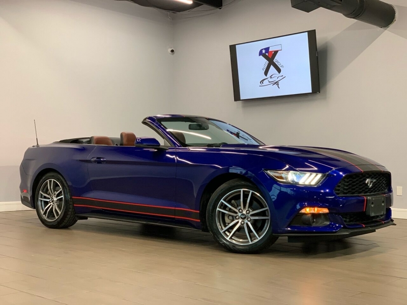 Ford Mustang 2015 price $22,500