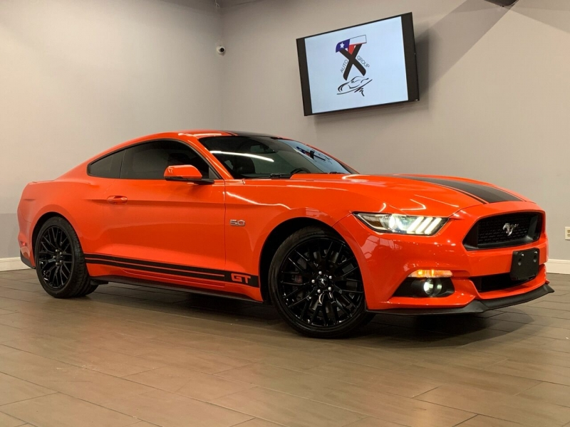 Ford Mustang 2015 price $28,500