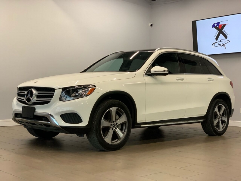 Mercedes-Benz GLC 2018 price $29,500