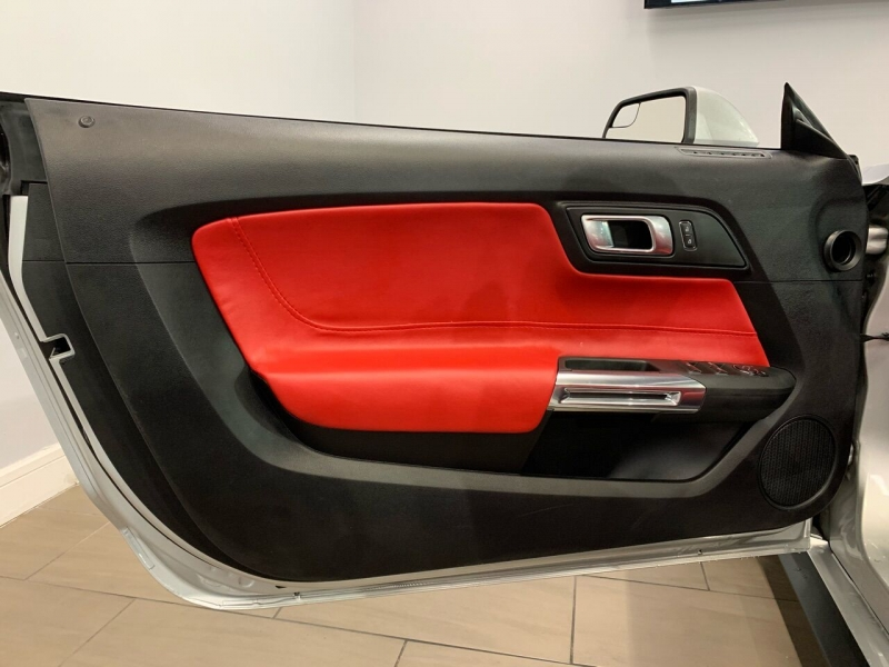 Ford Mustang 2019 price $26,250