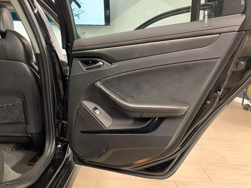 Cadillac CTS-V 2012 price $27,995