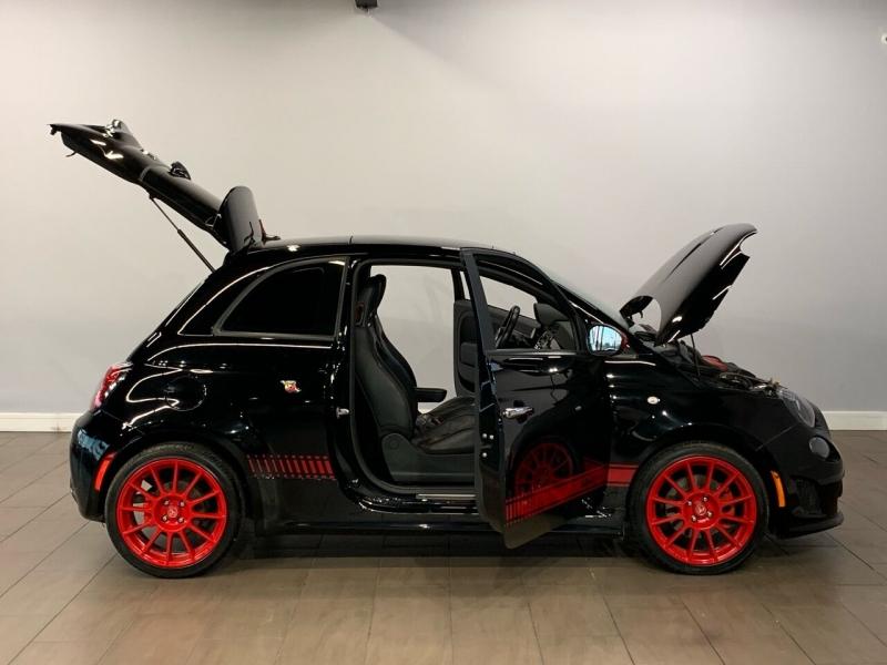 FIAT 500 2015 price $12,495