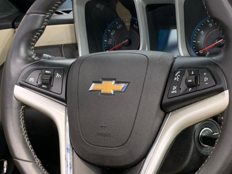 Chevrolet Camaro 2015 price $17,995