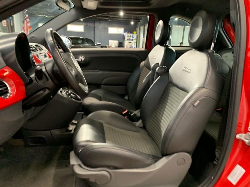 FIAT 500 2015 price $9,295