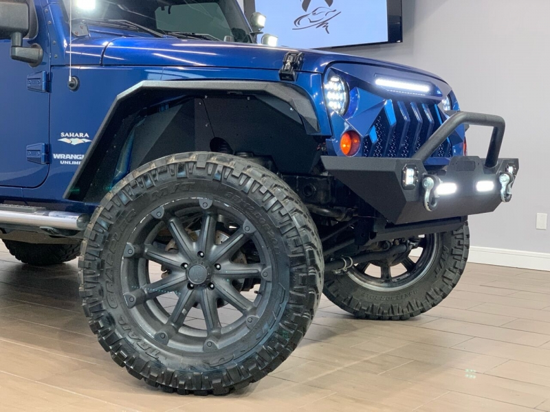 Jeep Wrangler Unlimited 2010 price $22,900