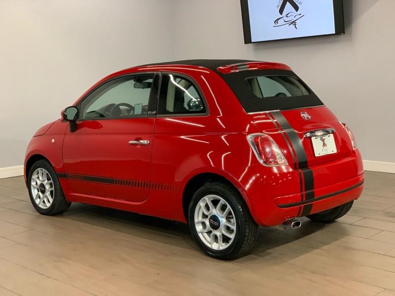 FIAT 500c 2013 price $6,495
