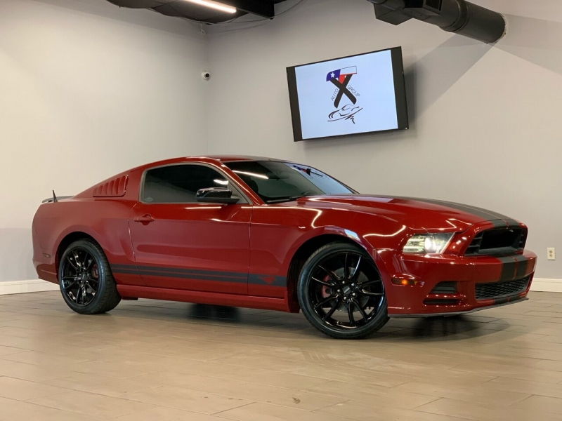 Ford Mustang 2014 price $13,495