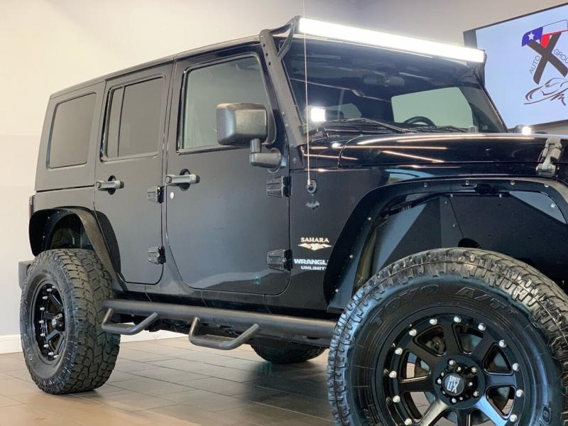 Jeep Wrangler Unlimited 2008 price $19,995