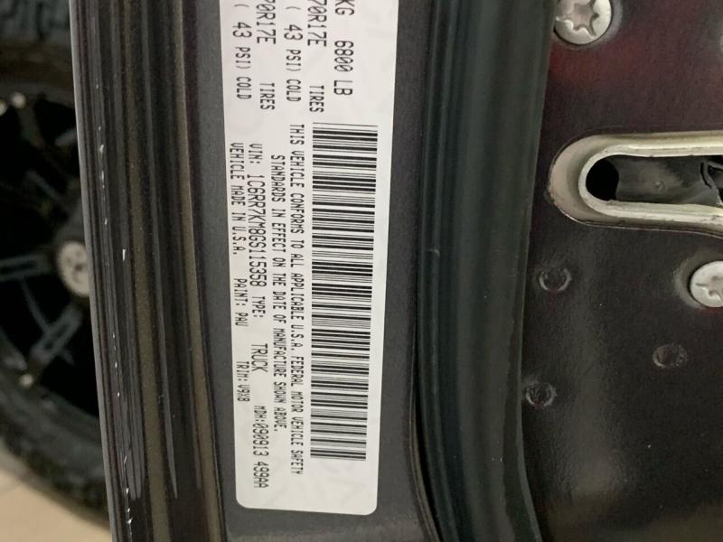 RAM Ram Pickup 1500 2016 price $29,995