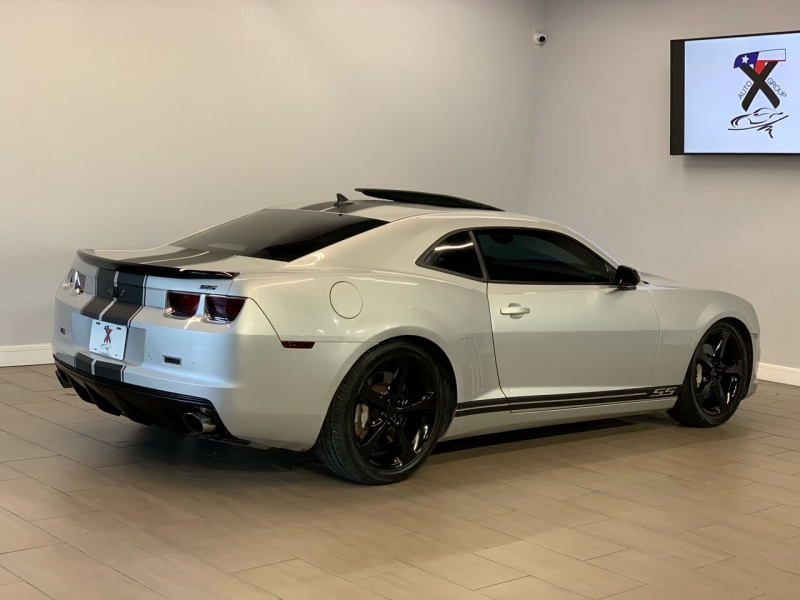 Chevrolet Camaro 2010 price $20,200