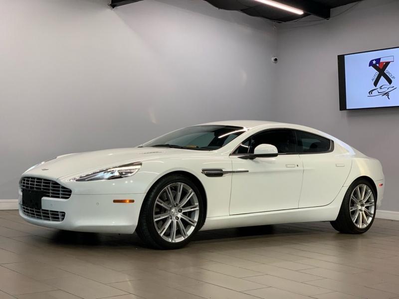 Aston Martin Rapide 2010 price $60,500