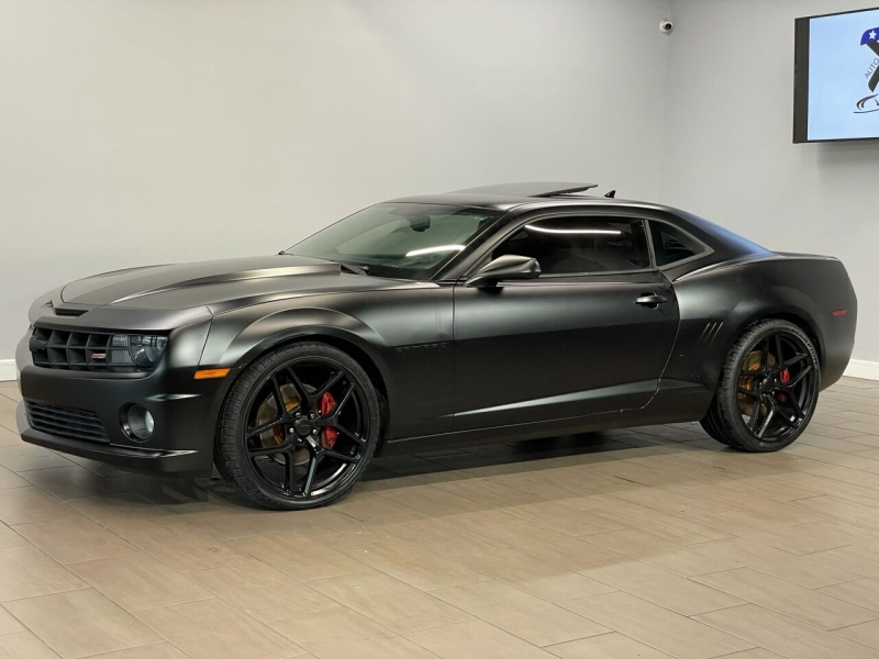Chevrolet Camaro 2012 price $14,995