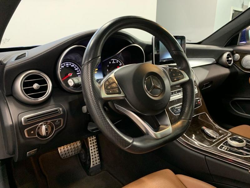 Mercedes-Benz C-Class 2017 price