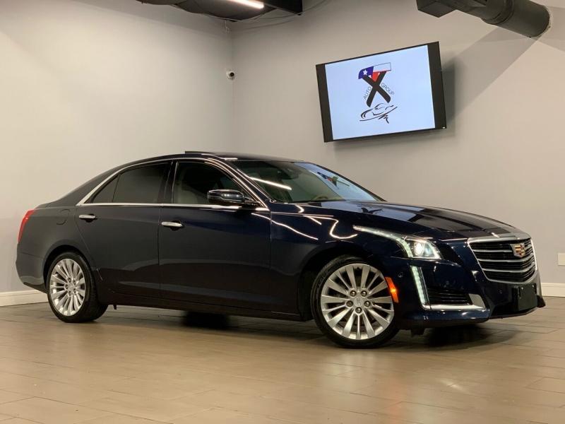 Cadillac CTS 2015 price $19,495