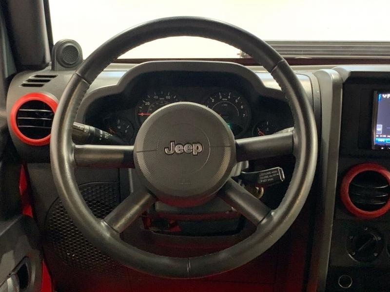 Jeep Wrangler Unlimited 2009 price $18,995