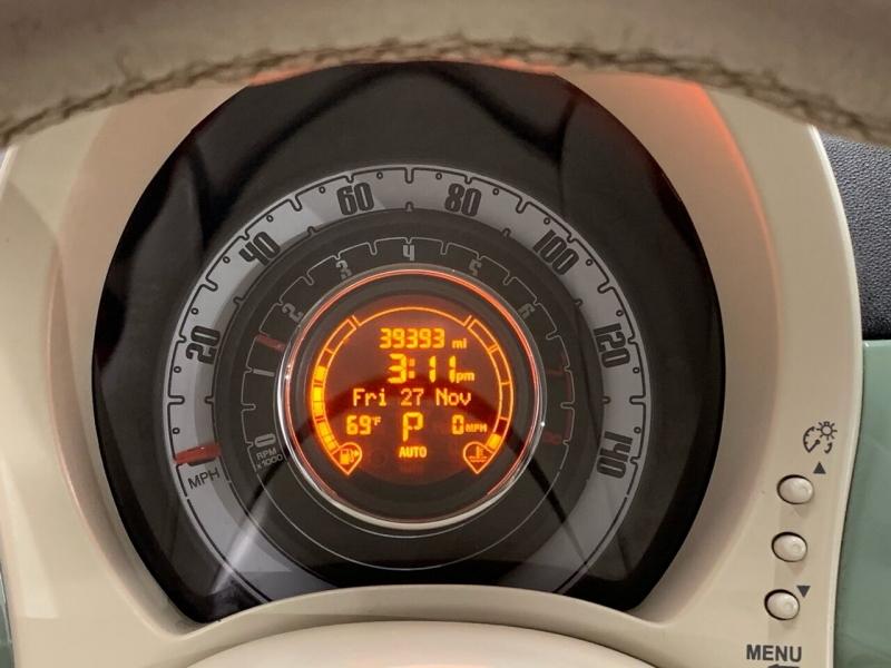 FIAT 500 2013 price $7,600