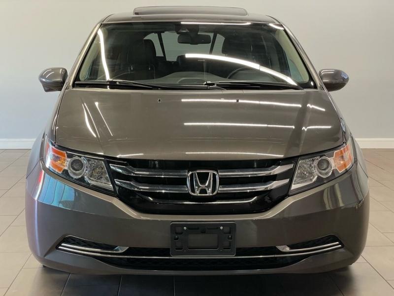 Honda Odyssey 2015 price