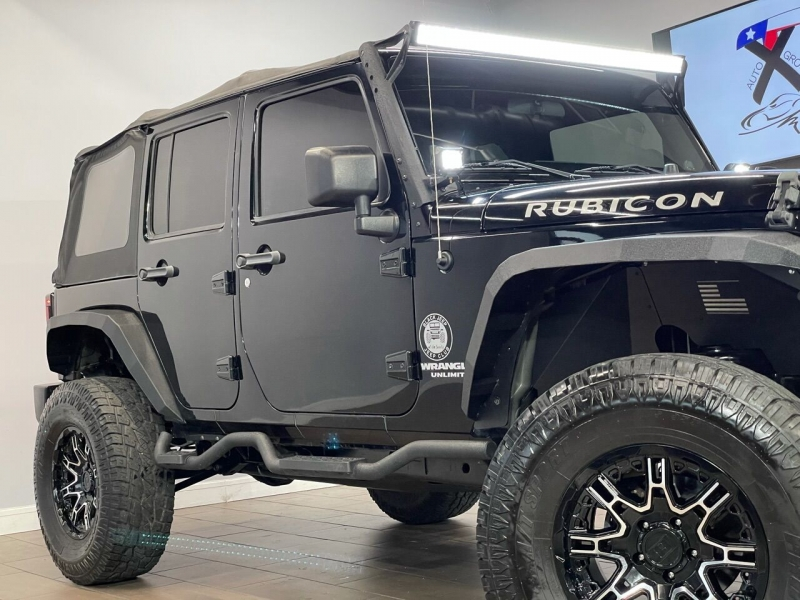 Jeep Wrangler Unlimited 2012 price $29,200