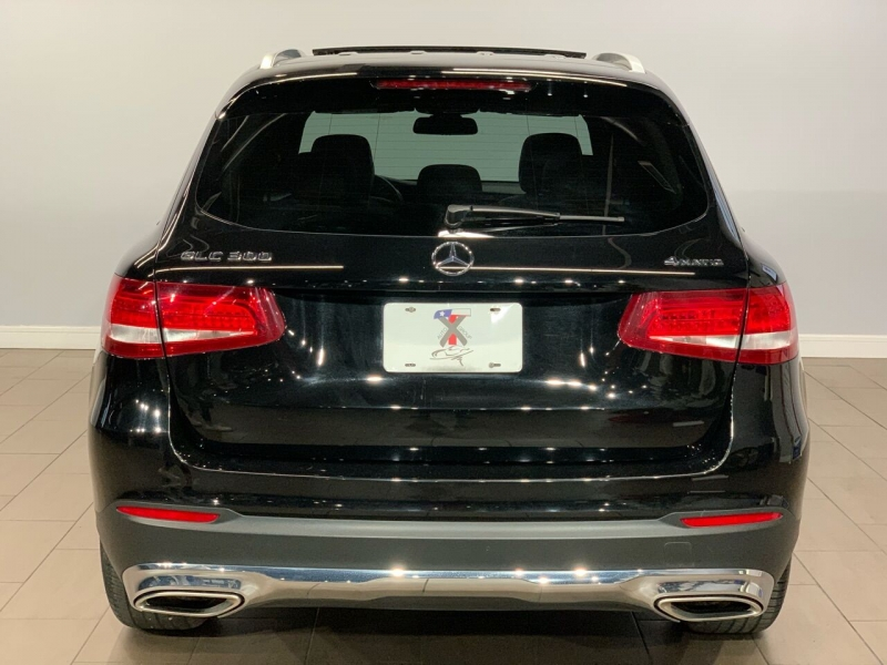 Mercedes-Benz GLC 2017 price $22,750