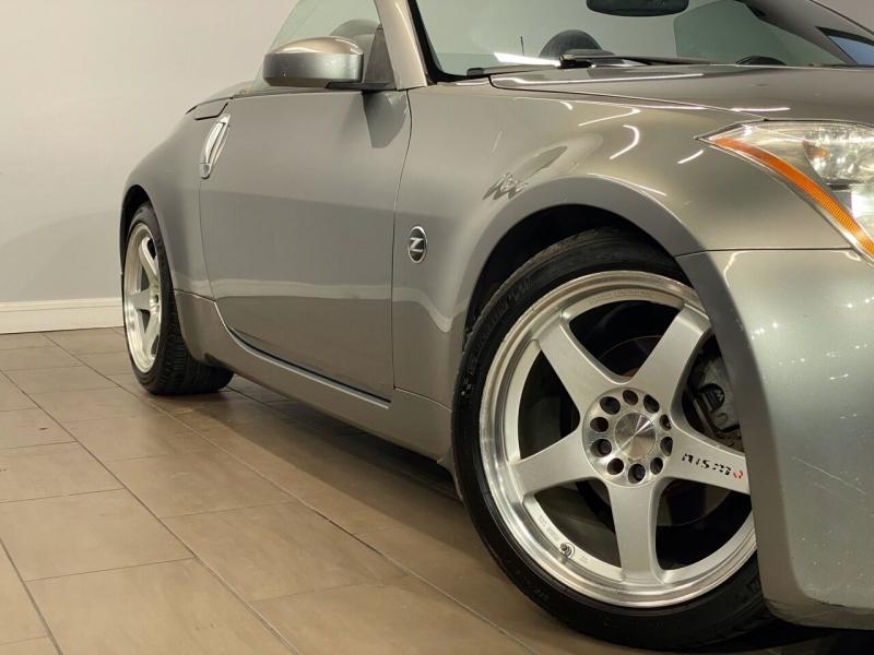Nissan 350Z 2005 price $9,700