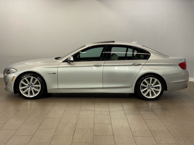 BMW 5 Series 2012 price $13,995