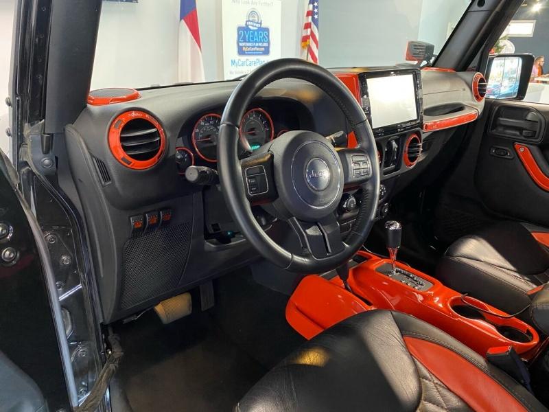 Jeep Wrangler Unlimited 2016 price