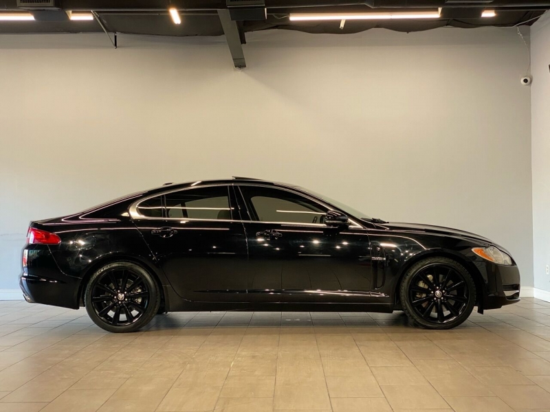 Jaguar XF 2010 price $10,500
