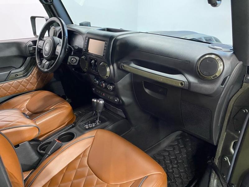 Jeep Wrangler Unlimited 2015 price $41,500