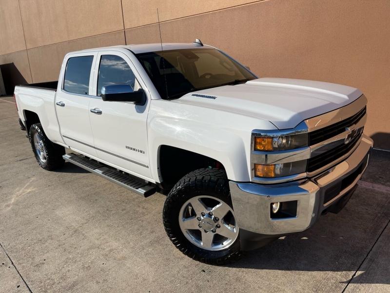Chevrolet Silverado 2500HD 2015 price $38,500