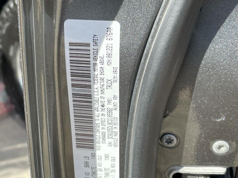 RAM Ram Pickup 2500 2012 price $26,000