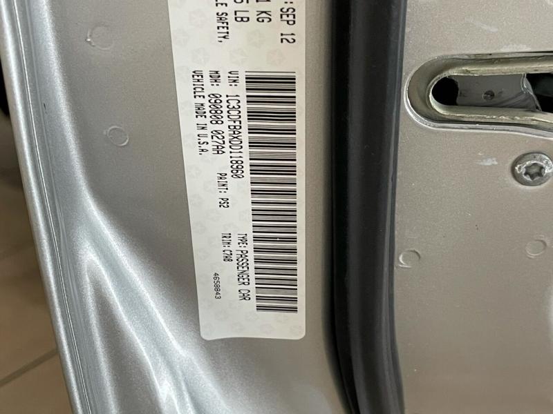 Dodge Dart 2013 price $9,250
