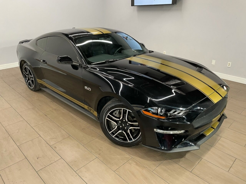 Ford Mustang 2020 price $34,000