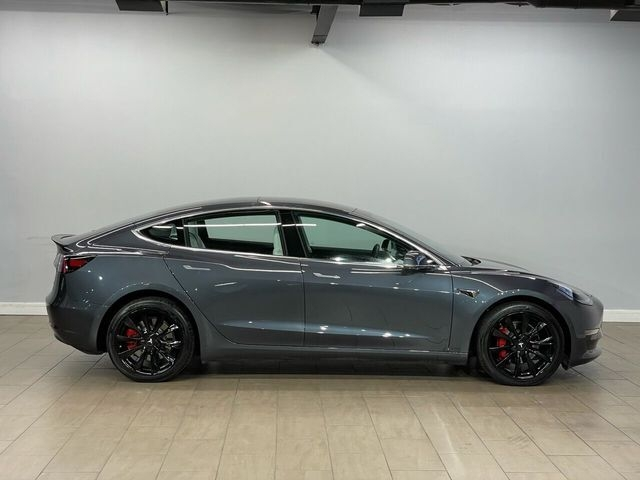 Tesla Model 3 2018 price $49,500