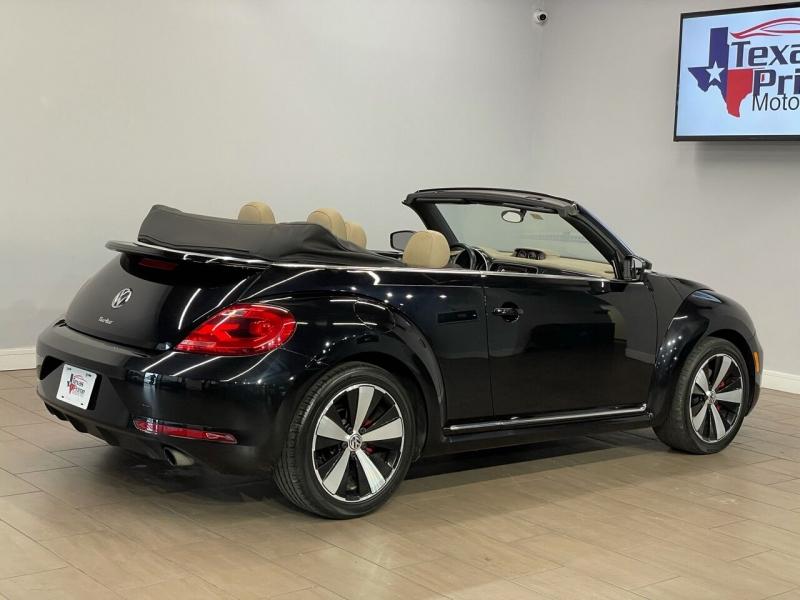 Volkswagen Beetle Convertible 2013 price $14,999