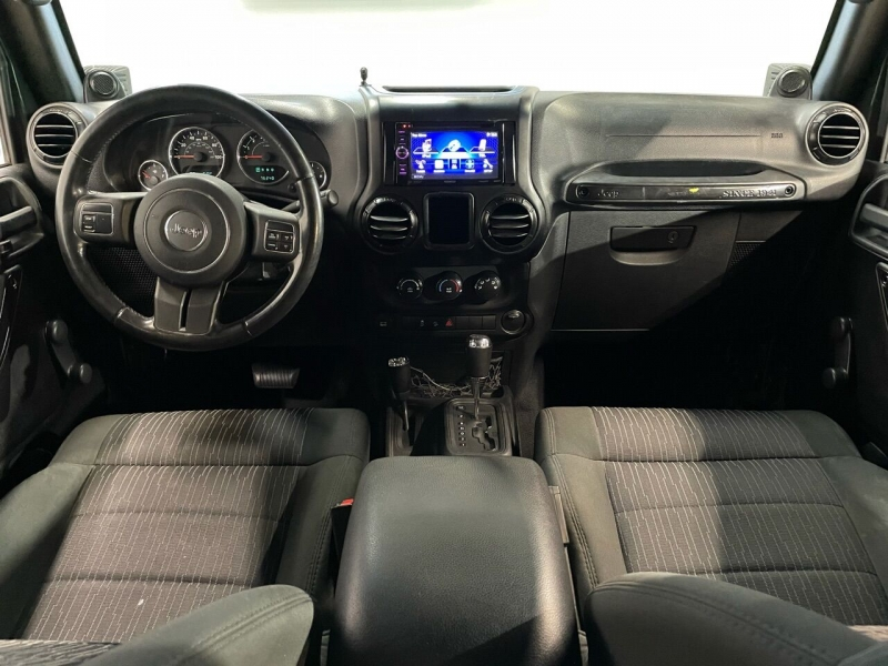 Jeep Wrangler 2011 price $17,995