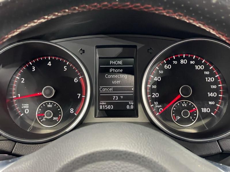 Volkswagen GTI 2011 price $10,995
