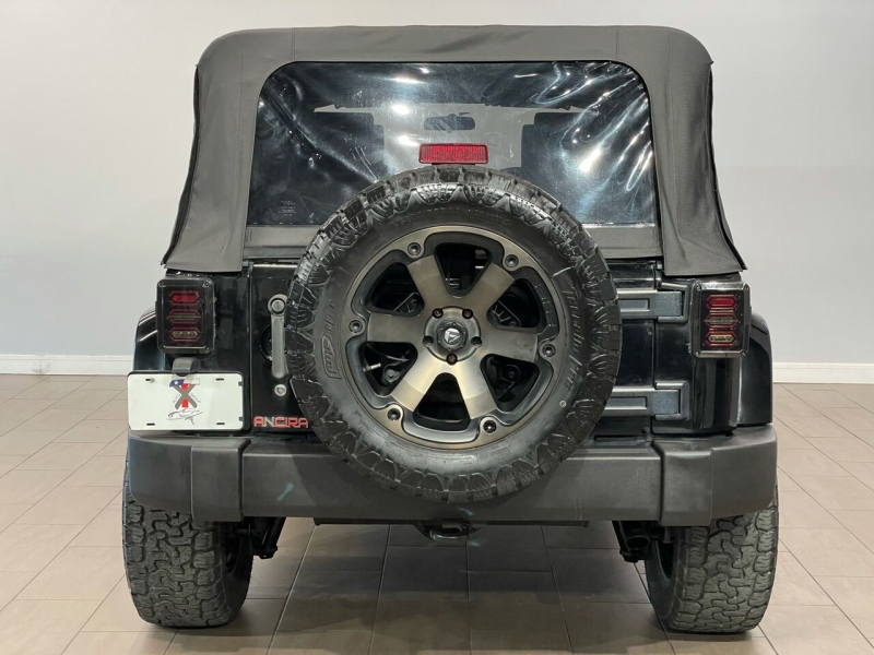 Jeep Wrangler Unlimited 2007 price $16,495