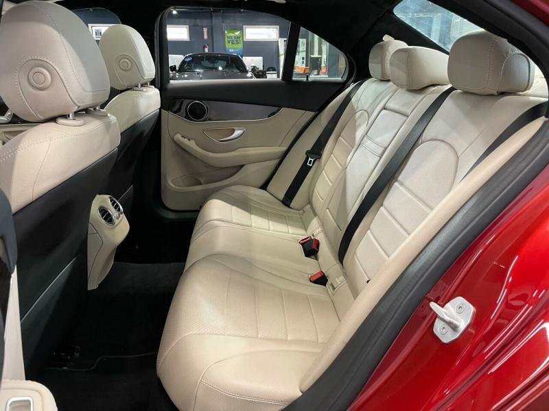Mercedes-Benz C-Class 2016 price $21,995