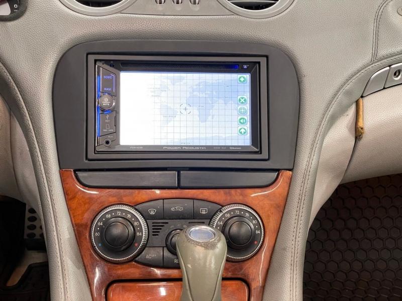 Mercedes-Benz SL-Class 2003 price $14,000