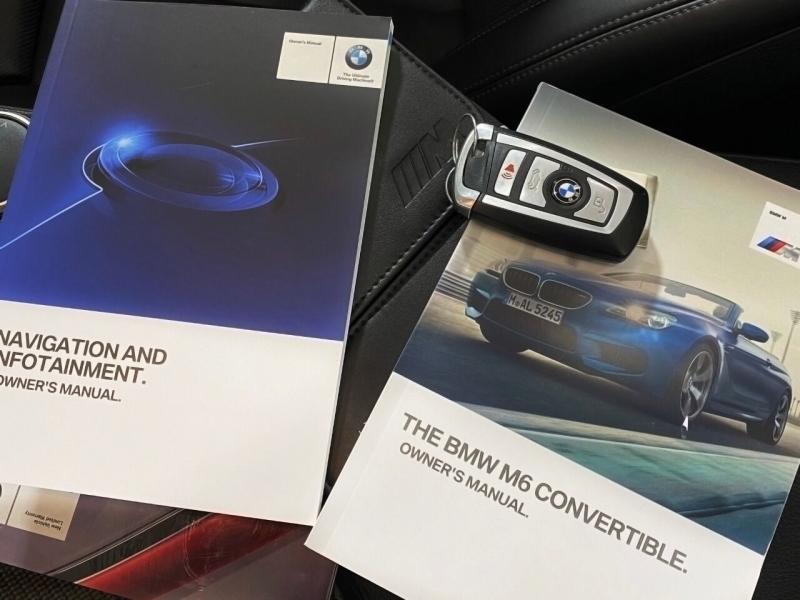 BMW M6 2017 price $55,995