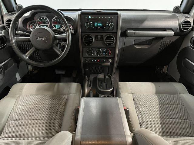 Jeep Wrangler 2009 price $12,999
