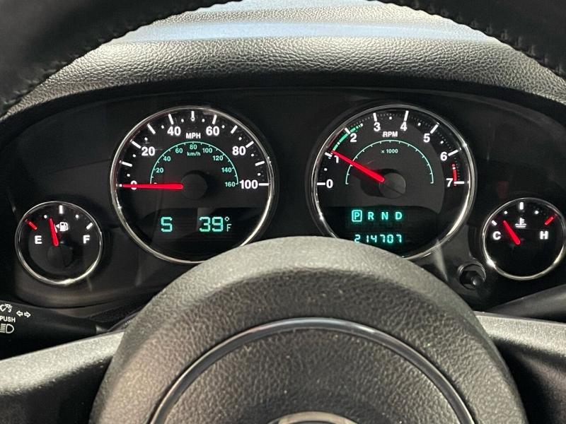Jeep Wrangler Unlimited 2013 price $19,900