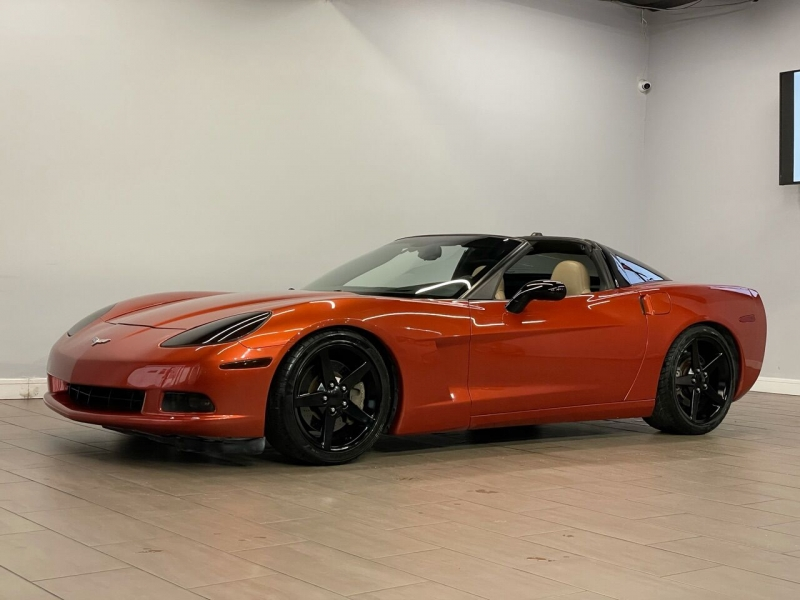 Chevrolet Corvette 2005 price $15,495